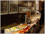 Hotels Madrid, Buffet